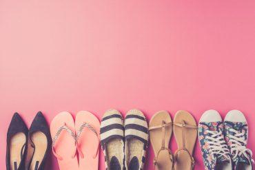 5 זוגות נעליים