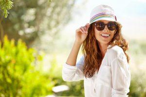 הגנה טובה מהשמש יכולה לצמצם ואף למנוע פיגמנטציה