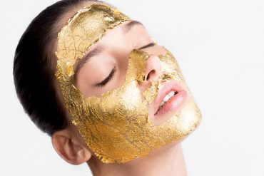 מסיכת זהב מימי לוזון