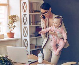 מג'נגלת: כיצד לשלב בין קריירה ואמהות?